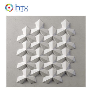 Tile Polyurethane Panel Stacked Stone Plastic Mold 3d Wall
