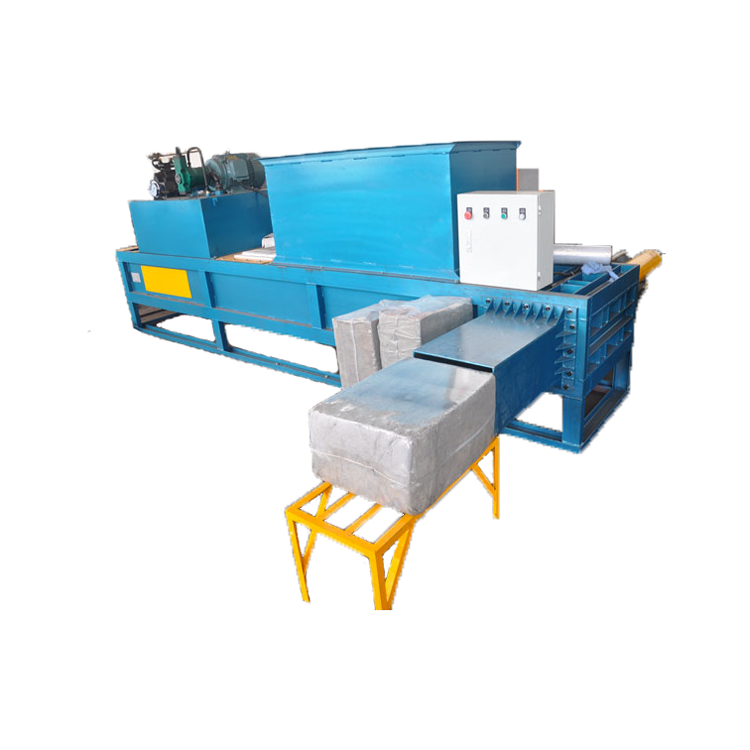 Factory Used Rice Husk Baler Wood Sawdust Block Press Machine for sale