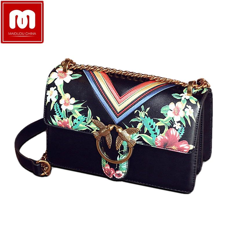 Maidudu designer fashion ladies messenger bags women handbags famous brands imported from china wholesale