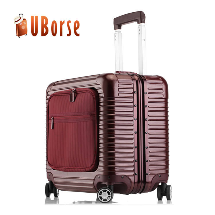 2019 Cabin Case 20/24/28 Inch ABS PC Hard Shell Aluminum Frame suitcase