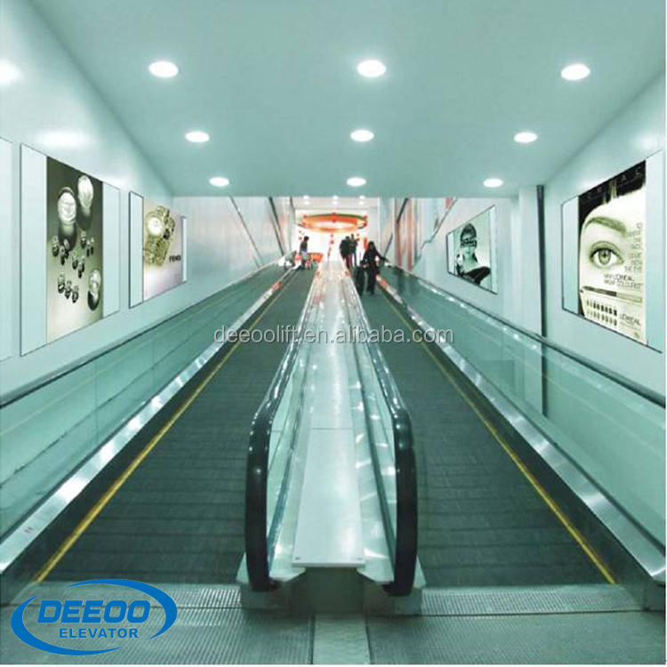 DEEOO Shopping Mall Airport Auto Walkway Moving Walks
