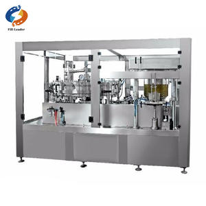 GDF12-1 Automatic Beer Can Filling Machine