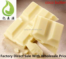 Chinese Manufacturers Supply Unrefined Cocoa Butter For Hand & Body Lotion