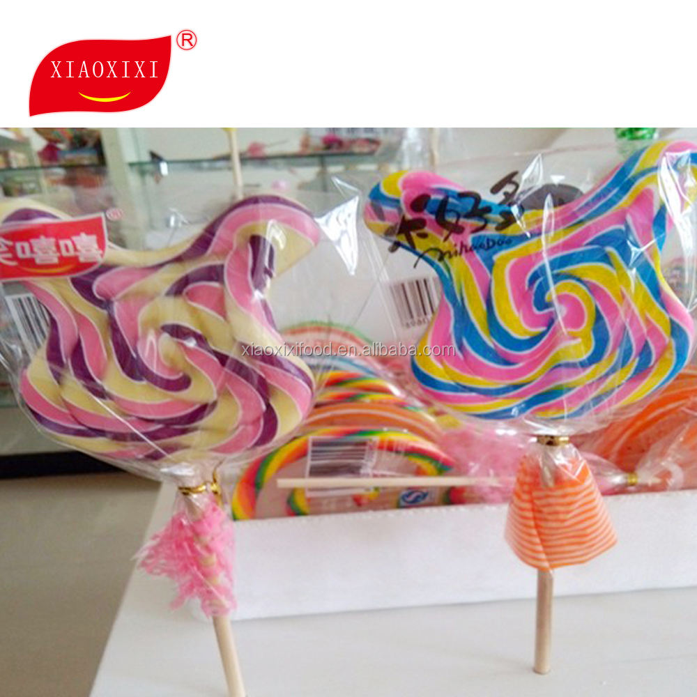 craft lollipop candy with factory price