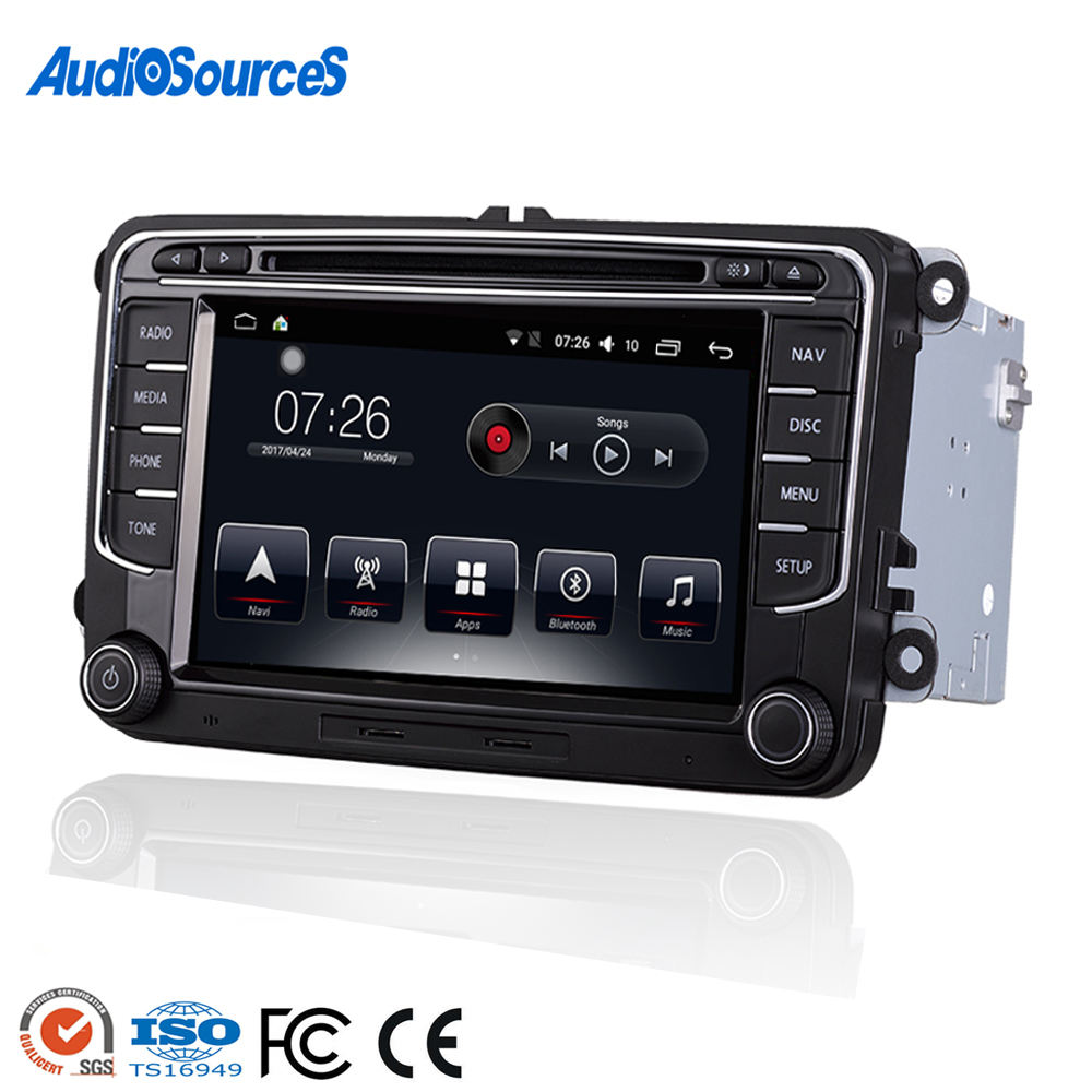 double din Car Audio for VW Passat CC
