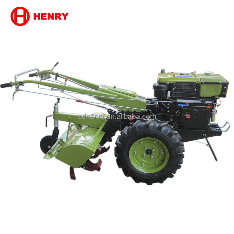 Hot sale 12hp diesel motocultivator power tiller