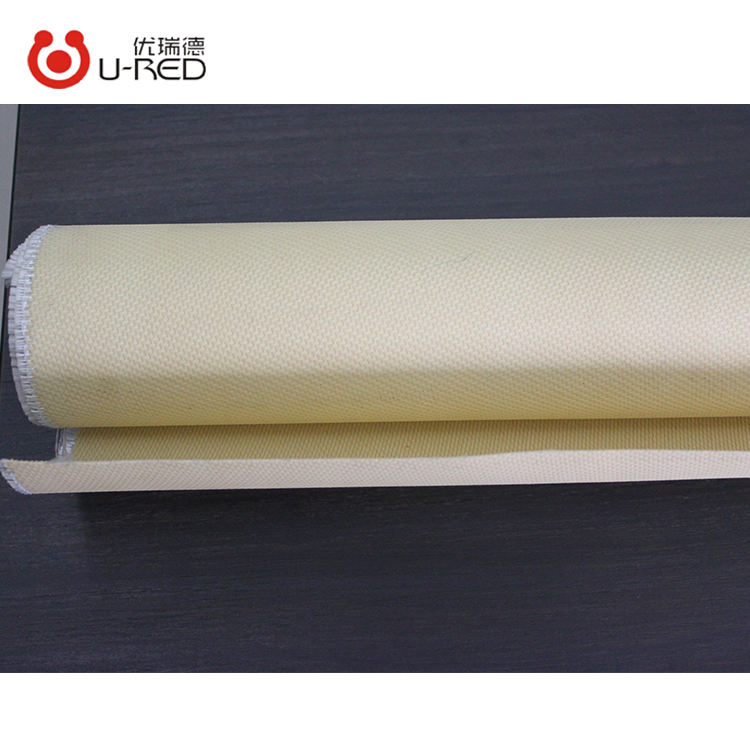 PU Coated [ Material ] 100% Polyester 100% Fiberglass Fabric Factory Industry Chemical Resistant Material PU Coated Fiberglass Fabric