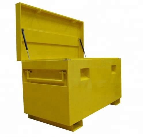 Custom Rigid Heavy Duty Metal Worksite Jobsite Tool Storage Box(BOS-JB700)(OEM/ODM)