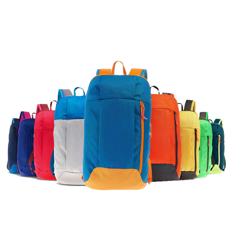 Simple shape backpack with low price and big volume