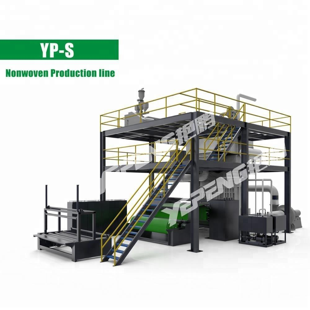 YP-S high profit superior in quality non woven machine
