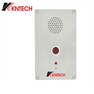 KNZD-09 One Push Button Emergency Call Door Phone Intercom Lift Security Telephone