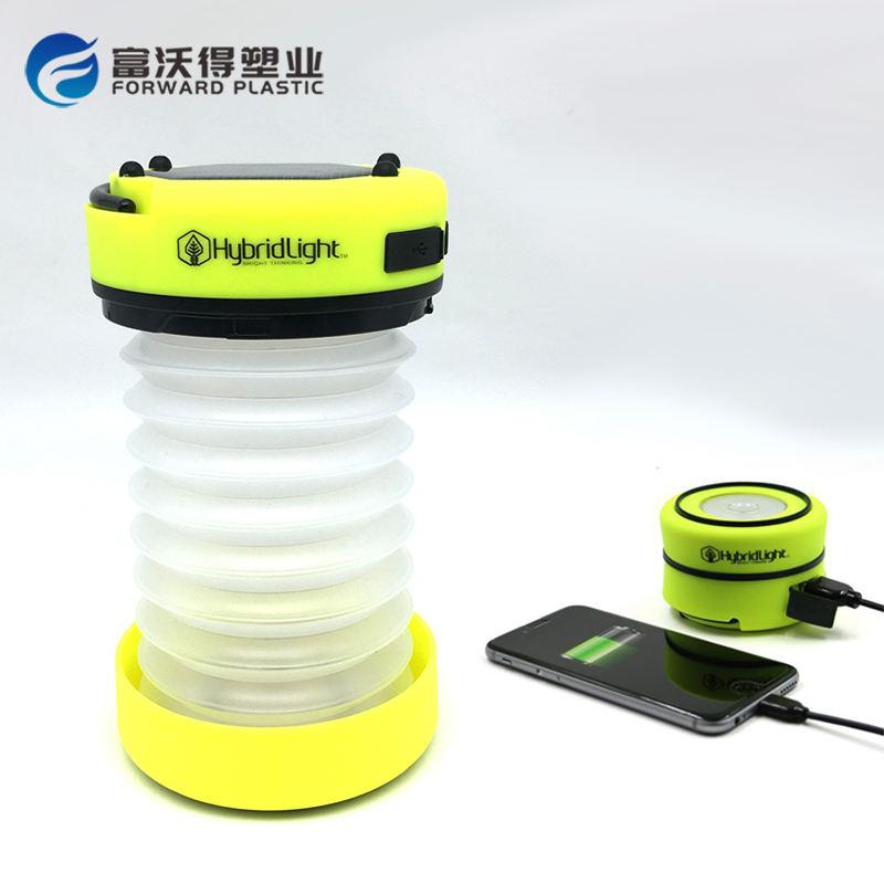 Hybridlight Energie Solaire avec Batterie secours étanche Lampe de Poche-Nouveau