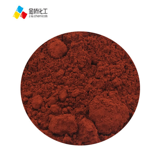 Coated grade Red Iron Oxide Pigments