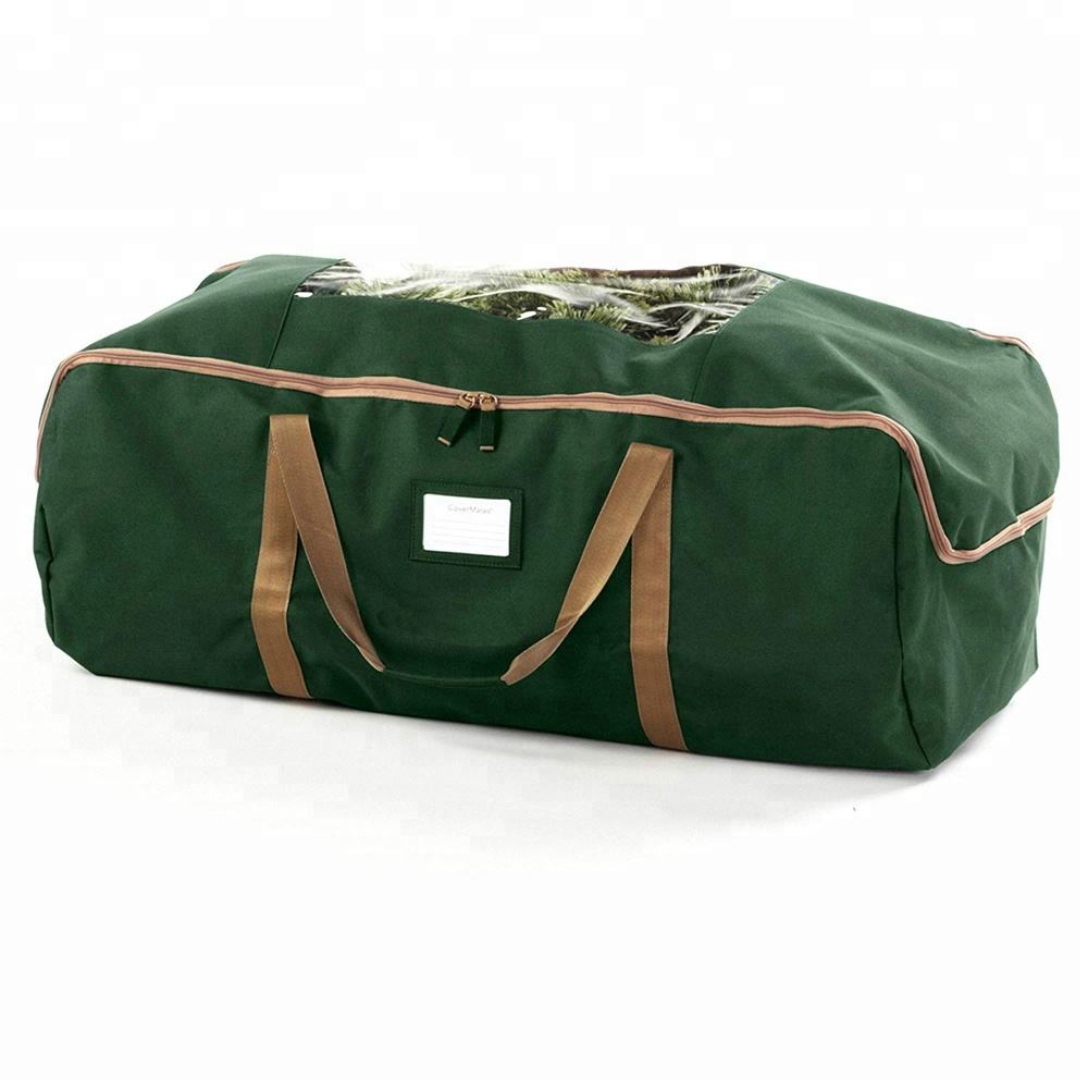 Christmas Tree Storage Bag 점보 Storage Bags 와 Carry Handle