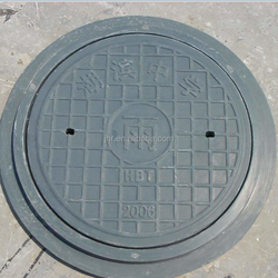 made in China stainless steel manhole cover smc/frp/grp manhole cover