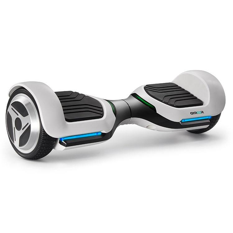 SLS SHOP Hoverboard Swegway Batteria 36 V 4 AH Auto bilanciamento motorino Elettrico