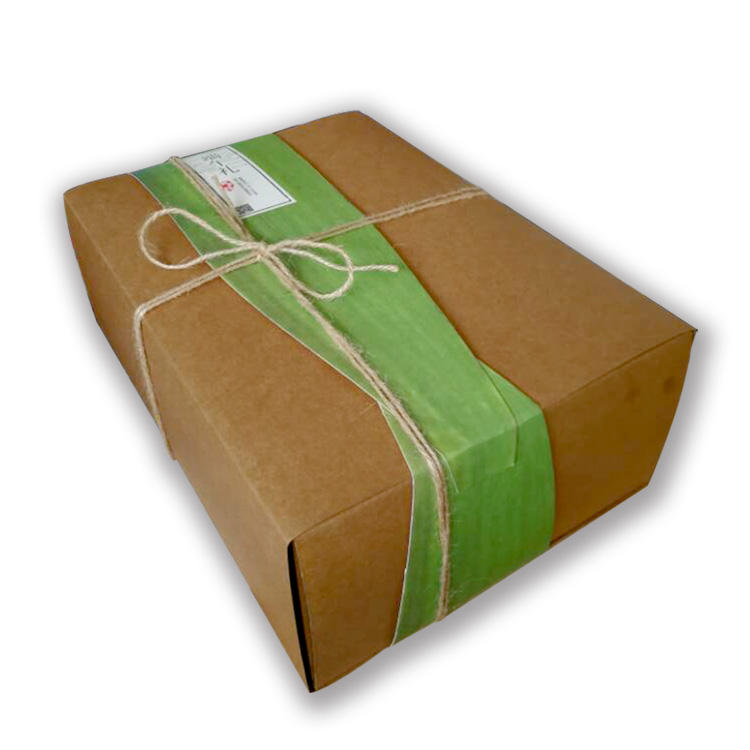 China online shopping custom kraft paper box for chocolate and edd packing