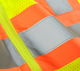 Reflective Vest Safety Material
