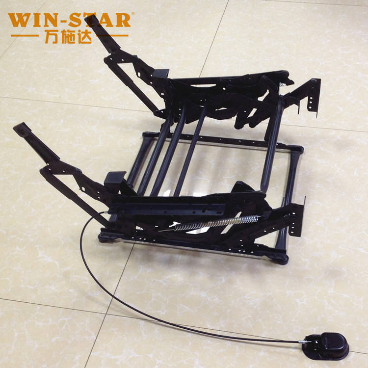 Good quality folding single manual recliner sofa chair mechanism ZD-MX03-A