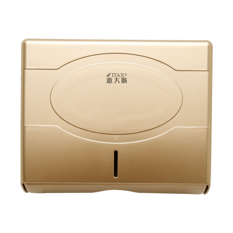 ABS Plastic Box for N-Folded Paper Dispenser Sanitary Custom Napkin Holder Toilet Hygienic Car Tissue Paper dispensers