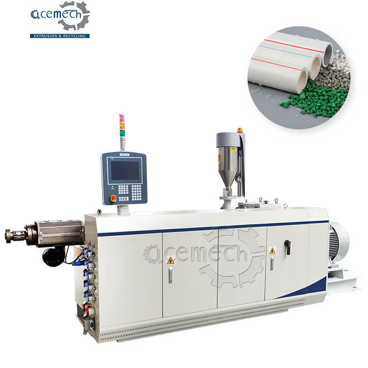 High Speed 20-110mm PPR Pipe Production Line / Extrusion Machine/ Extruder