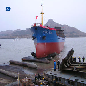 Boat Floating and Marine Lifting Ship Salvage Rubber Airbag