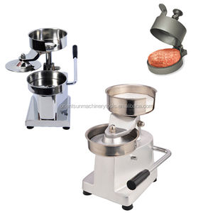 100/130/150mm stainless steel Hamburger Press Burger press Maker Patties Patty Mould Making Machine