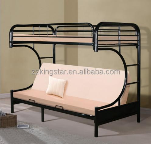 China Bunk Beds With Futon