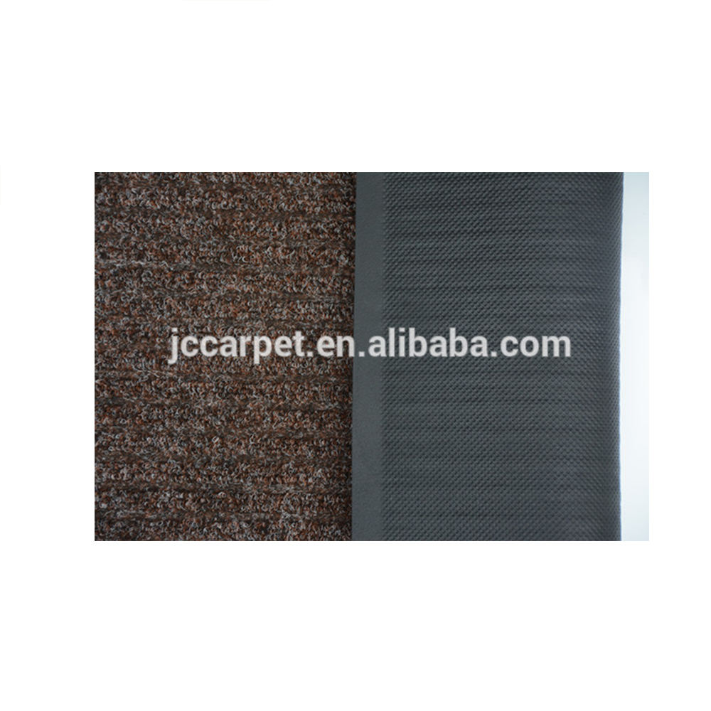 wrinkle-resistant exhibition plush carpet tiles
