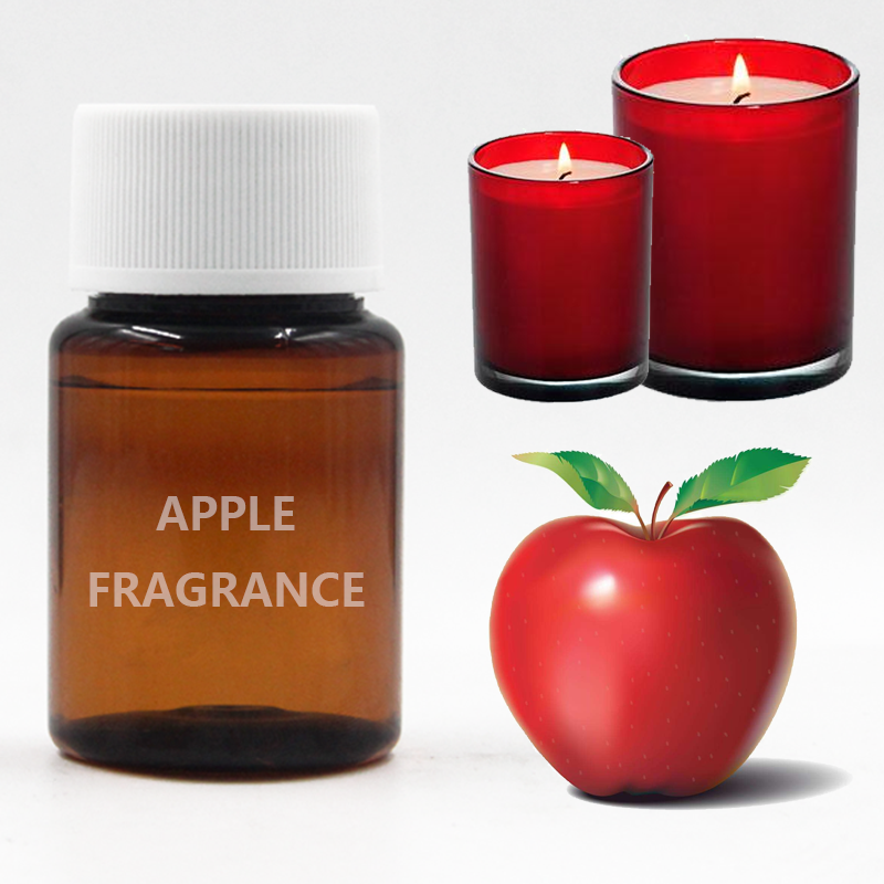 Chemical Fragrances Apple Aroma for Making Soy Wax Candle