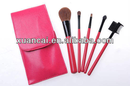 vov cosmetics/farmasi cosmetics brush/maquiagem/miss rose makeup kit