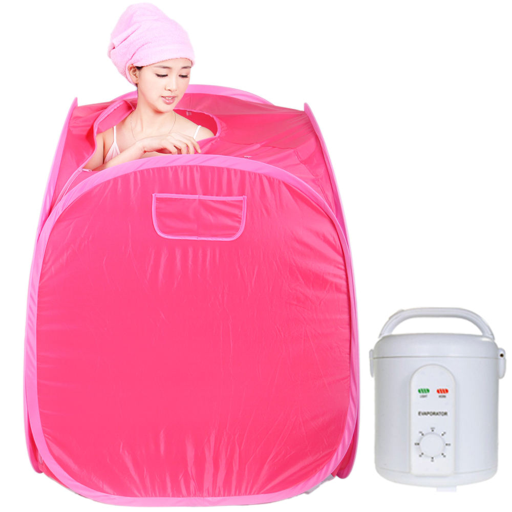 PVC Water-proof Cloth Portable Steam Sauna Bath Machine