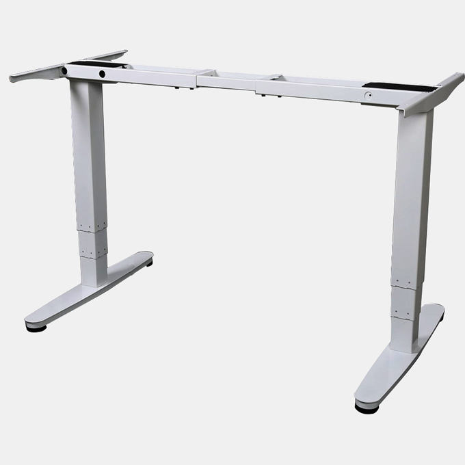 Electric Height Adjustable Standing Desks & Table Frames Lift Standing Desk Leg Frames for office or Home Modern Furnitures