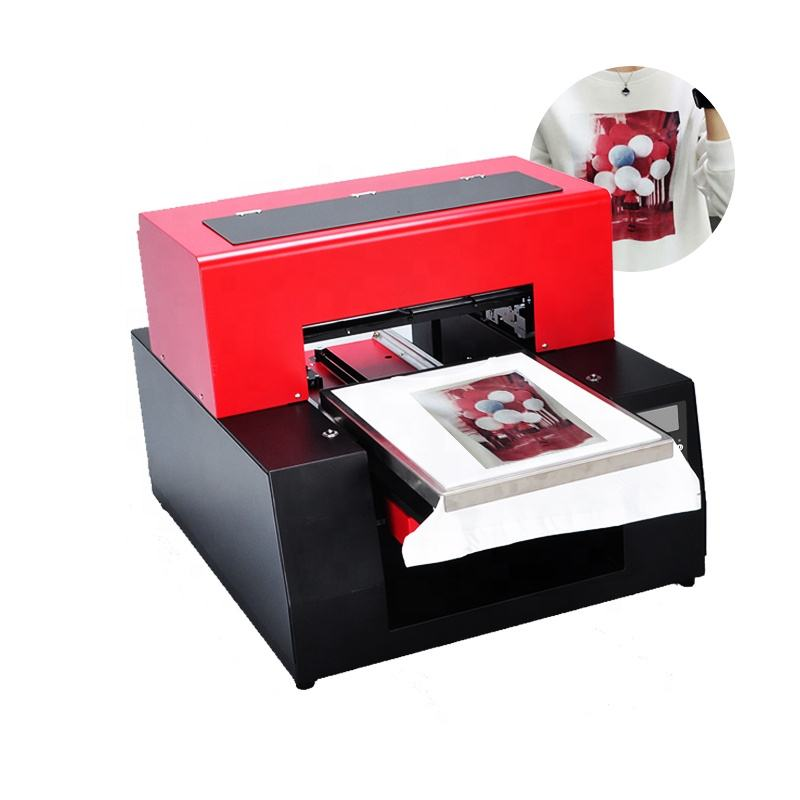 Digital fabric printing A3 size t shirt offset printer price