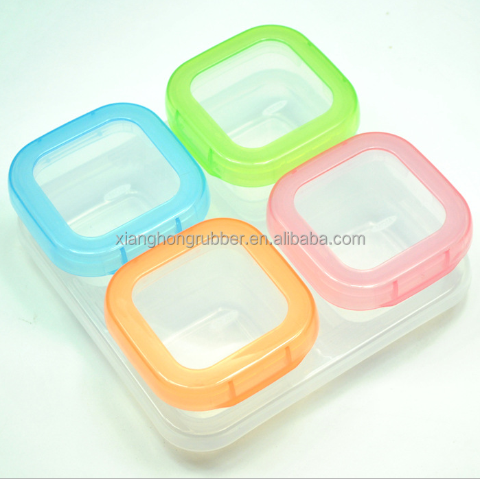 Top quality new design Disney authorized manufacture baby food container