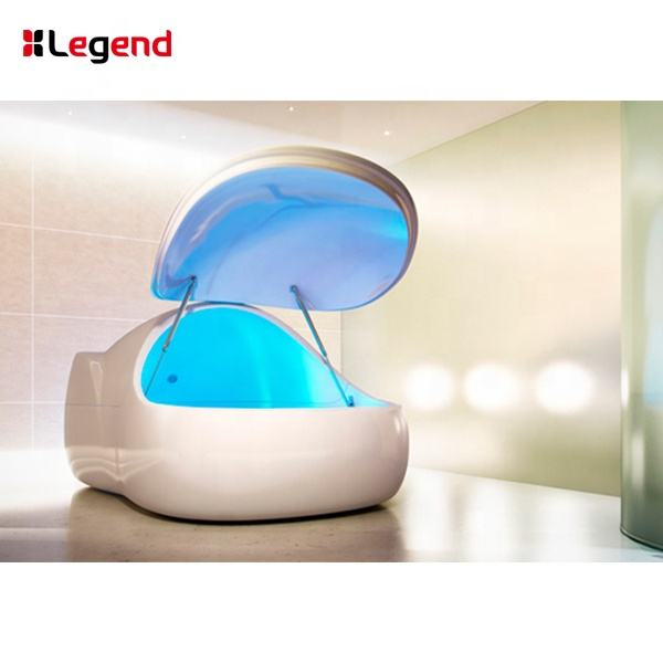 Luxurious big/small size floatation therapy tank/pod floating capsule for spa use