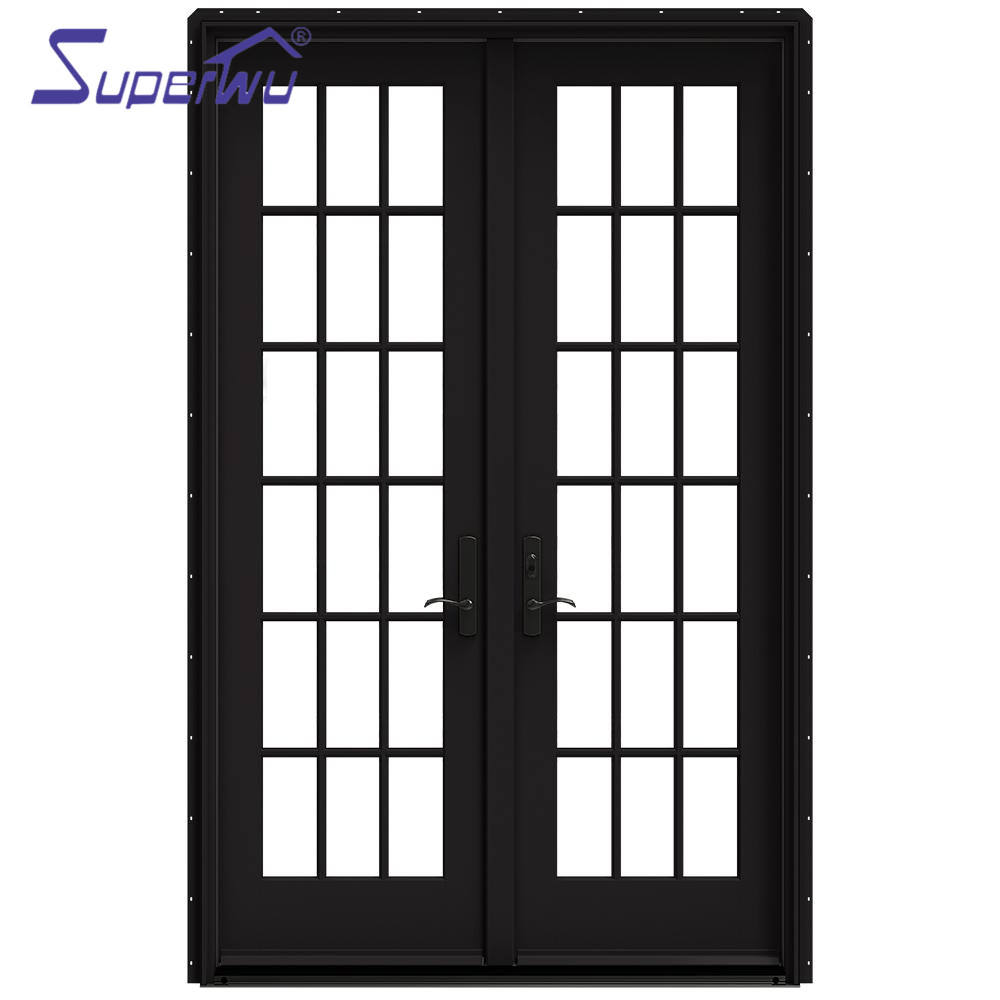 Top sale manufacturer pvc wood 30 inch entry doors