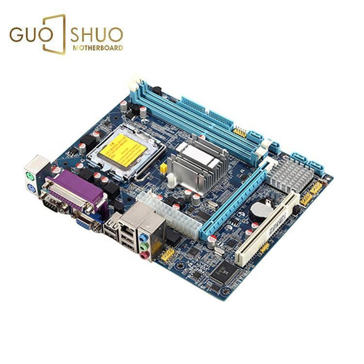 2019 新モデル G41 + ICH7 LGA 771 サポートインテル xeon クアッドコア DDR3 ためのデスクトップ