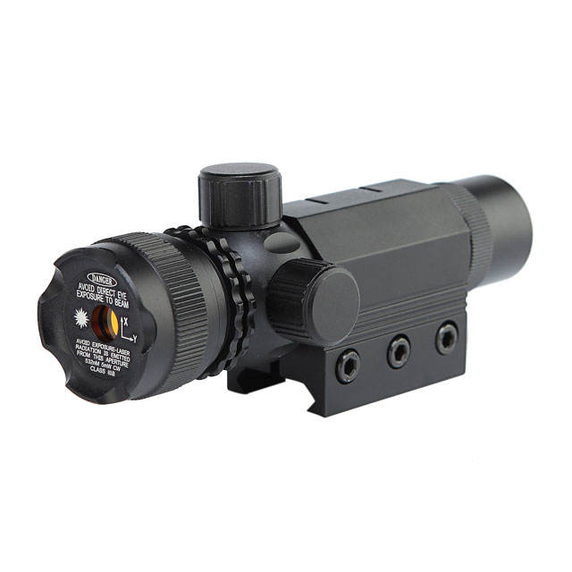 Tactical laser sight with gun Laser rifle scope for Red beam laser sight