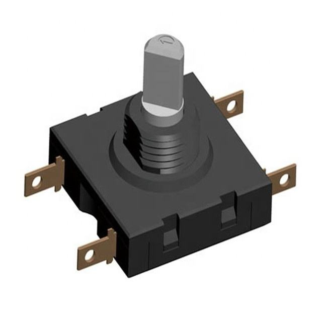 4 position rotary type switch for blender juicer