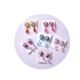 2019 fashion new design Children Ear Clip No Piercing Earring For Kids Birthday Party baby girls cartoon cute ear clip