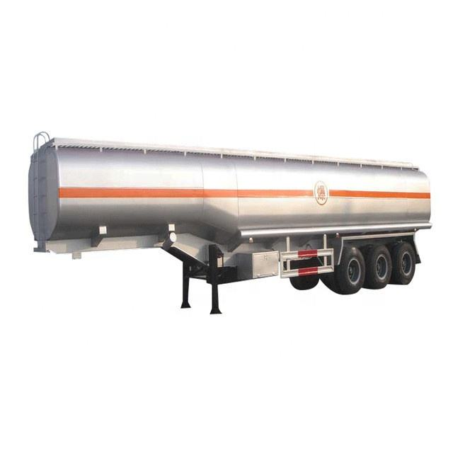 2019 new cheap 24cbm-60cbm fuel semi trailer
