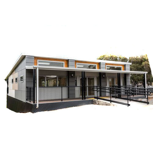 Anti-seismic Low Cost Prefabricated Steel Structure Shop/Commercial Retail