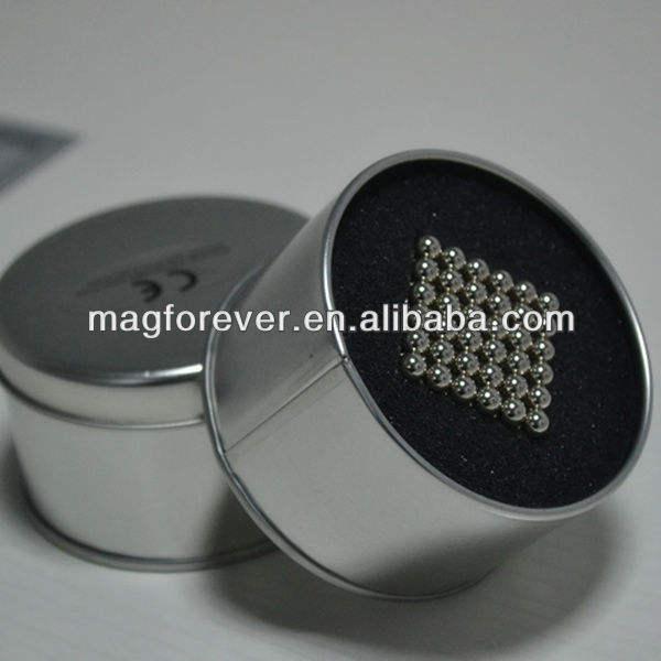 D5mm 216 шт неодимовый куб игрушки магнитные шарики