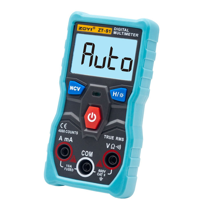 Automatic Range Portable Simple use Digital Multimeter tester with fair price