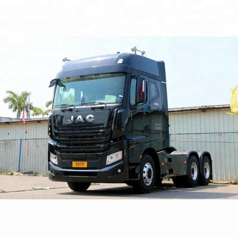 Chine Haute qualité 40tons 6X4 540hp JAC <span class=keywords><strong>tracteur</strong></span>