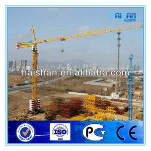 Used Tower Crane with CE  ISO and GOST