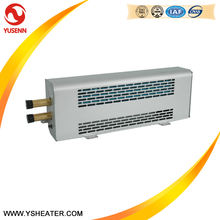 DC 24V 4KW Water to Air Heat Exchanger Radiator for Bus