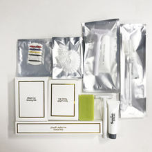 five star guest toiletries and hotel amenities for hotel use