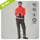 Red Reflective High visibility clothing Safety Jacket